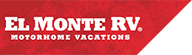 El Monte RV Motorhome Vacations